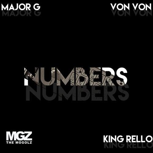 Numbers von Major G