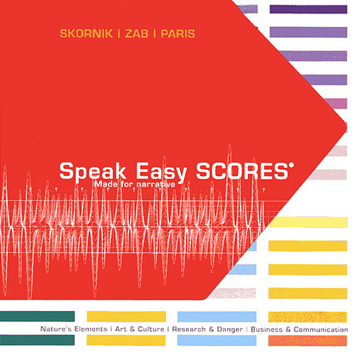Speak Easy Scores - Made for Narrative by Guy