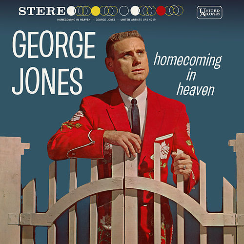 Homecoming In Heaven de George Jones