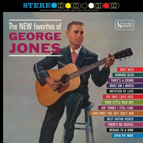 The New Favorites Of George Jones by George Jones