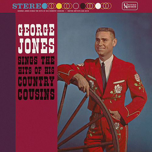 Sings The Hits Of His Country Cousins de George Jones