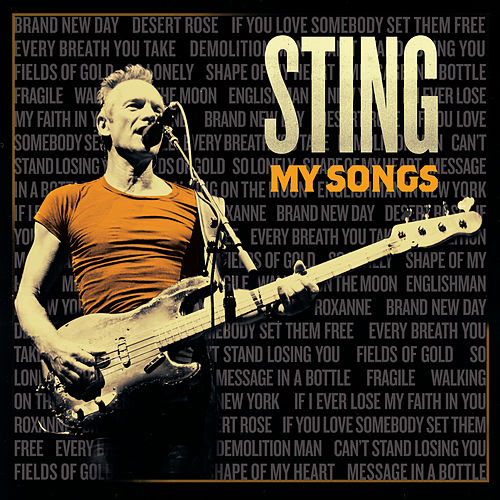My Songs de Sting