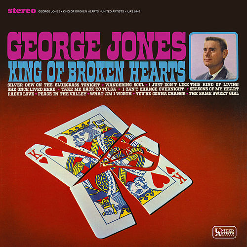 King Of Broken Hearts by George Jones