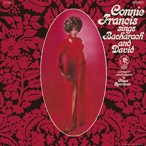 Connie Francis Sings Bacharach & David de Connie Francis