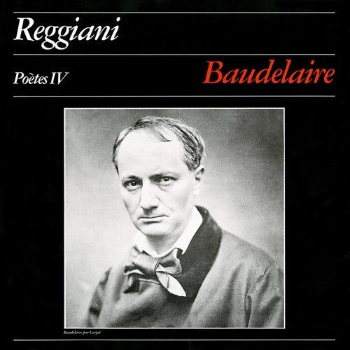 Poètes IV by Serge Reggiani