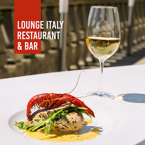 Lounge Italy Restaurant & Bar: Dinner Party, Chill Relaxation, Beautiful Moments, Restaurant Background Jazz Music by Various Artists