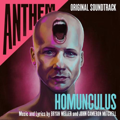 Anthem: Homunculus (Original Soundtrack) by Bryan Weller