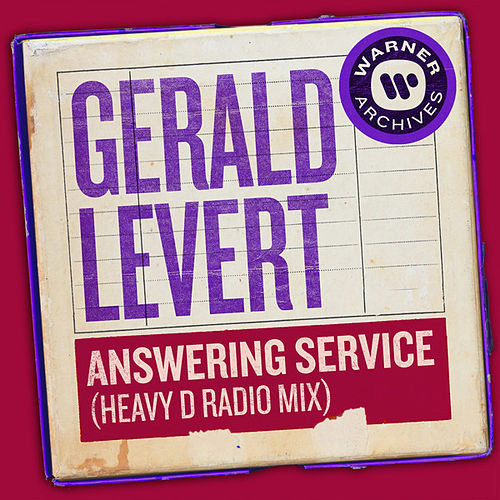 Answering Service (Heavy D Radio Remix) by Gerald Levert