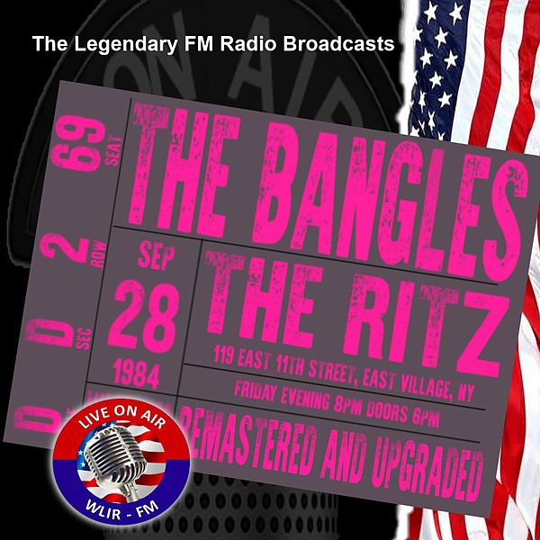 Legendary Fm Broadcasts The Ritz East Village Ny By The Bangles Napster