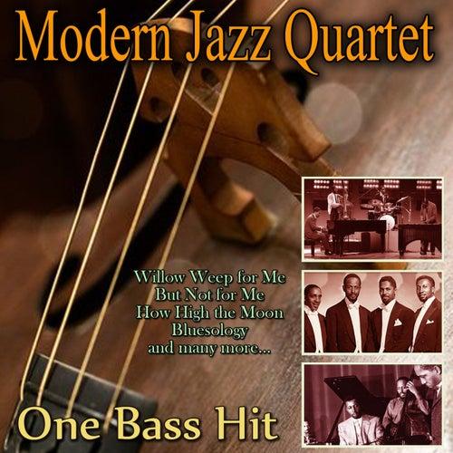 One Bass Hit de Modern Jazz Quartet