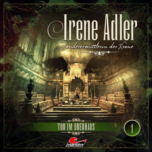 Sonderermittlerin der Krone, Folge 1: Tod im Oberhaus von Irene Adler