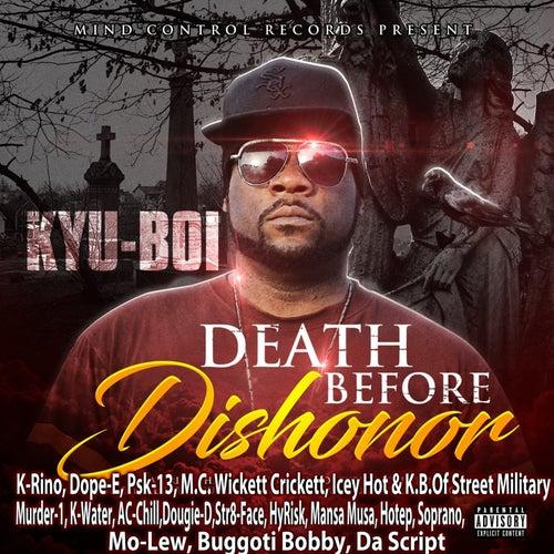 Death Before Dishonor de Kyu-Boi