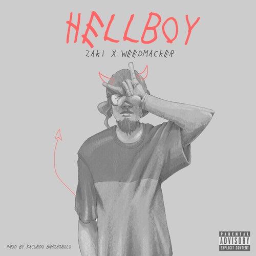 Hellboy de Zaki