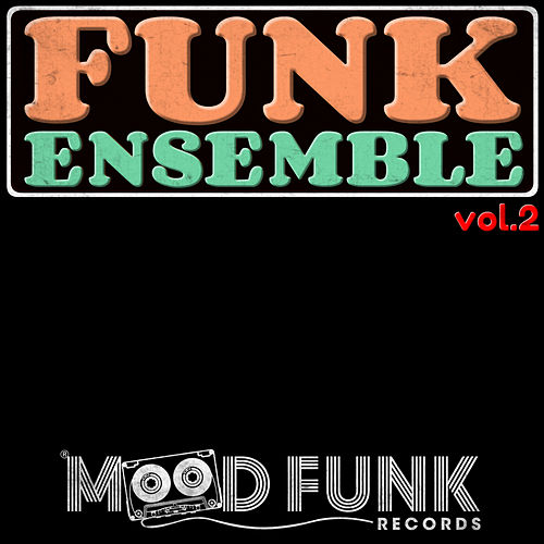 Funk Ensemble, Vol. 2 - EP de Various Artists