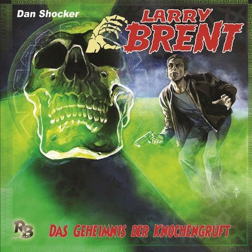Folge 30: Das Geheimnis der Knochengruft von Larry Brent