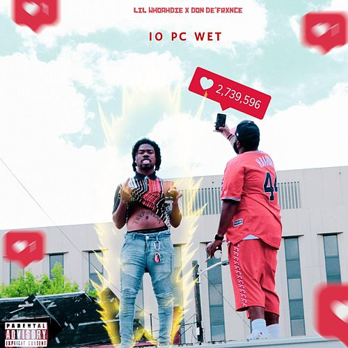 10 PC Wet by Don De'frxnce