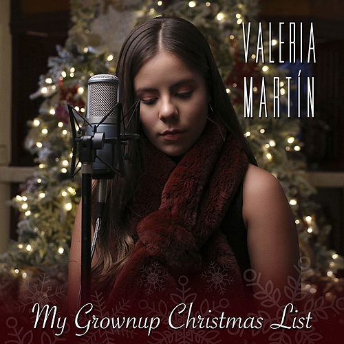 My Grownup Christmas List von Valeria Martín