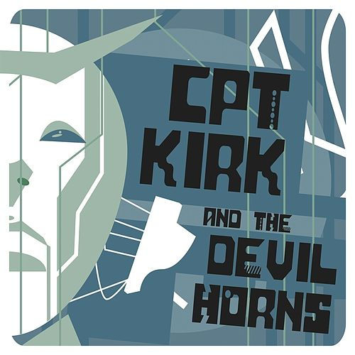 Cpt Kirk and the Devil Horns de Kirk Covington