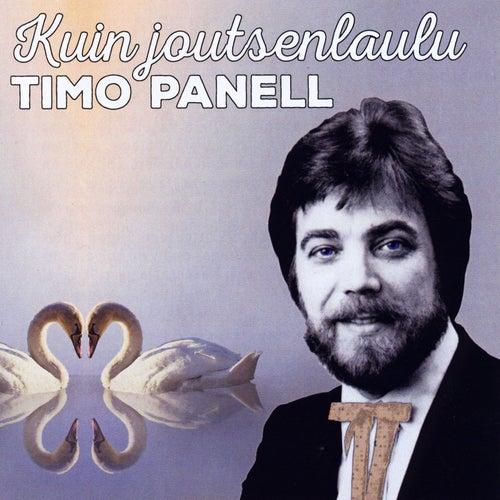 Kuin joutsenlaulu von Timo Panell