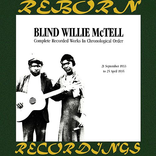 Complete Recorded Works, Vol. 3 (1933-1935) (HD Remastered) de Blind Willie McTell