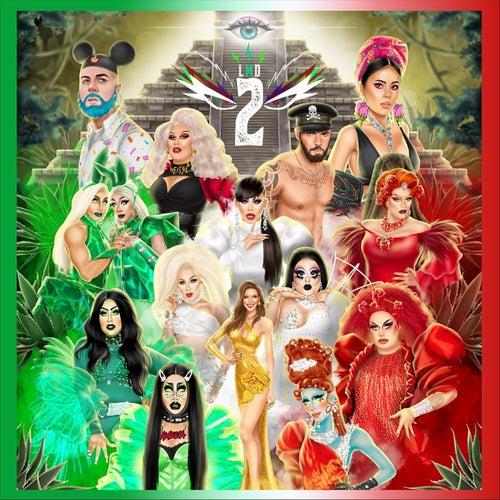La Más Draga 2 de Various Artists