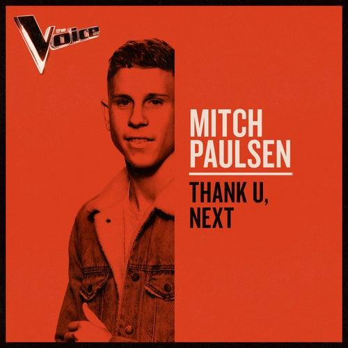 thank u, next (The Voice Australia 2019 Performance / Live) de Mitch Paulsen
