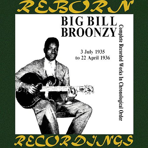 Complete Recorded Works, Vol. 4 (1935-1936) (HD Remastered) by Big Bill Broonzy