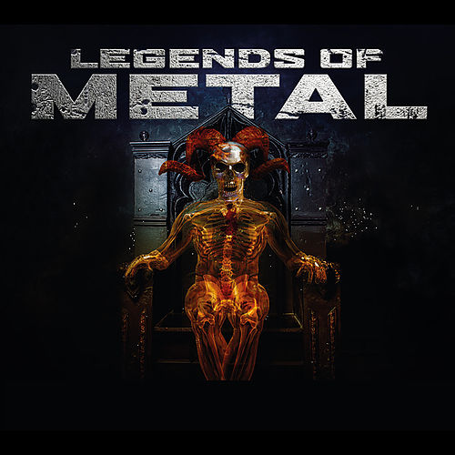 Legends of Metal de Various Artists