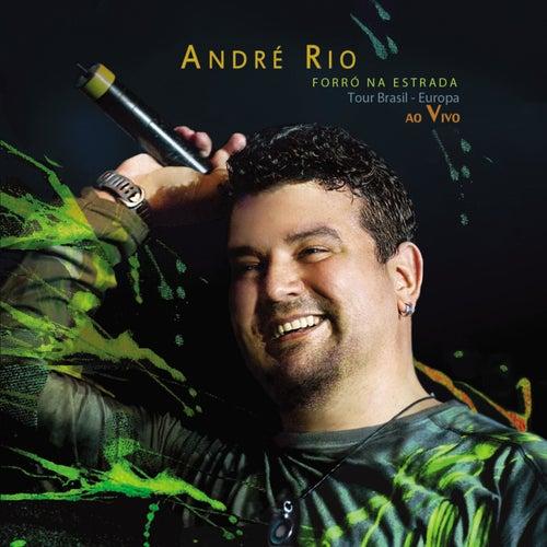 FORRO NA ESTRADA Tour Brasil-Europa-Ao Vivo - EP de André Rio