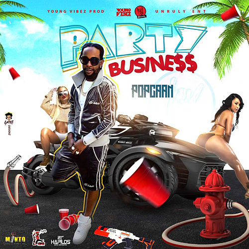 Party Business by Popcaan