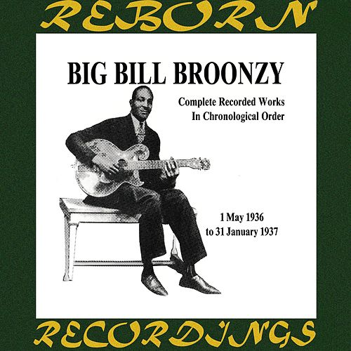 Complete Recorded Works, Vol. 5 (1936-1937) (HD Remastered) de Big Bill Broonzy
