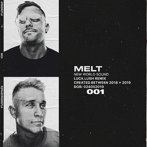 Melt (Luca Lush Remix) von New World Sound