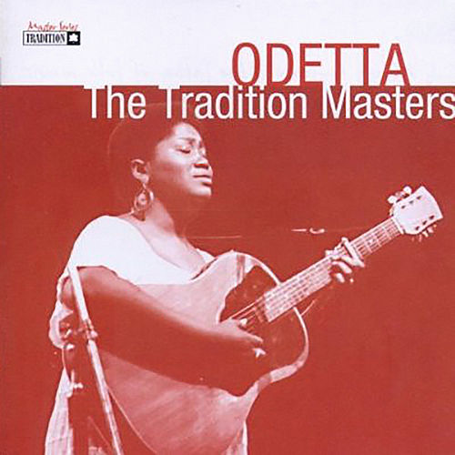 The Tradition Masters de Odetta