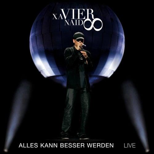 Alles kann besser werden (Live) by Xavier Naidoo