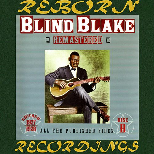 Complete Recorded Works, Vol. 2 (1927-1928) (HD Remastered) de Blind Blake
