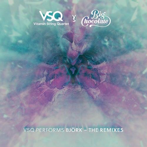 VSQ Performs Bjork - The Remixes de Vitamin String Quartet