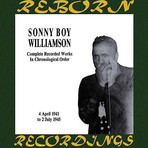 Complete Recorded Works, Vol. 4 (1941-1945) (HD Remastered) by Sonny Boy Williamson I