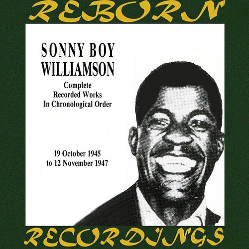 Complete Recorded Works, Vol. 5 (1945-1947) (HD Remastered) by Sonny Boy Williamson I