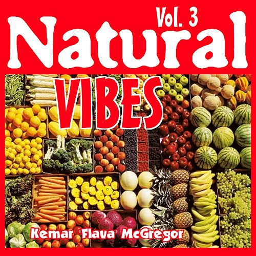 Natural Vibes Vol 3 by Various Artists