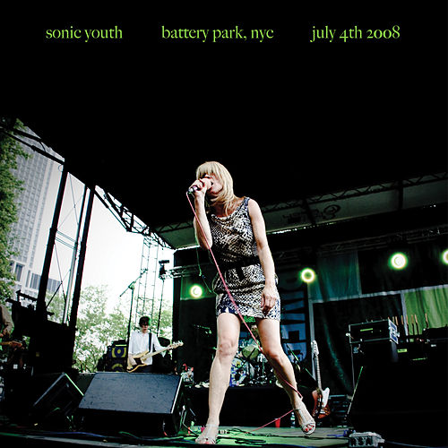 Battery Park, NYC: July 4th 2008 von Sonic Youth