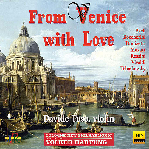 From Venice with Love by Davide Toso