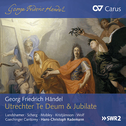Handel: Works for Voices & Orchestra (Live) de Hans-Christoph Rademann
