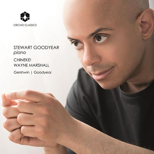 Stewart Goodyear: Callaloo & Piano Sonata - Gershwin: Rhapsody in Blue by Stewart Goodyear