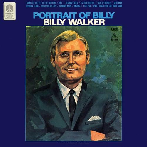 Portrait of Billy by Billy Walker