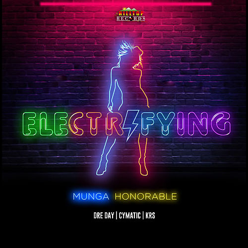 Electrifying de Munga