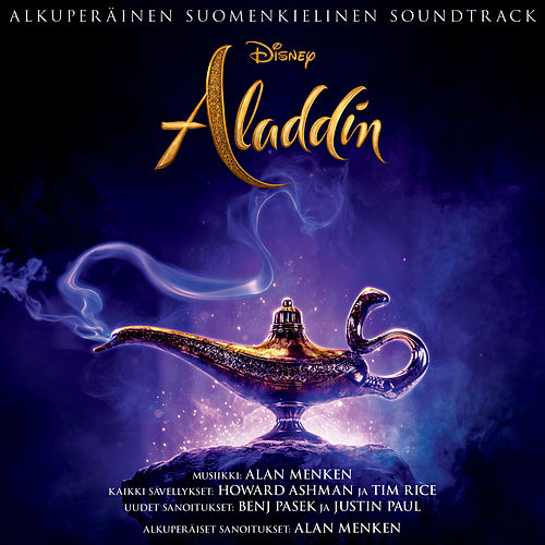Aladdin (Alkuperäinen Suomalainen Soundtrack) von Various Artists