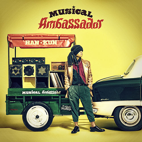 Musical Ambassador by Han-Kun