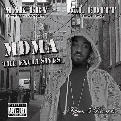 MDMA The Exclusives de Mak Erv
