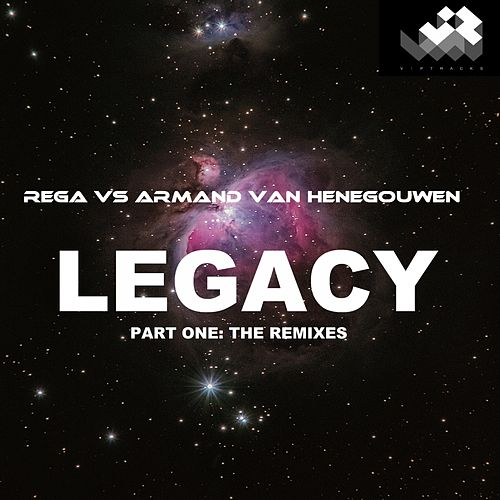 Legacy, Pt. One: The Remixes von Various Artists