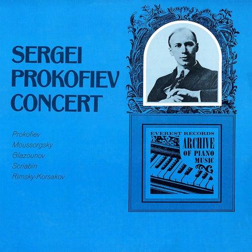 Sergei Prokofiev Concert by Sergei Prokofiev